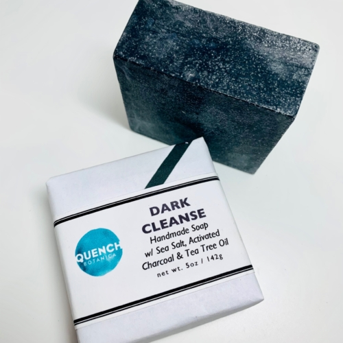 Dark Cleanse Salt Soap