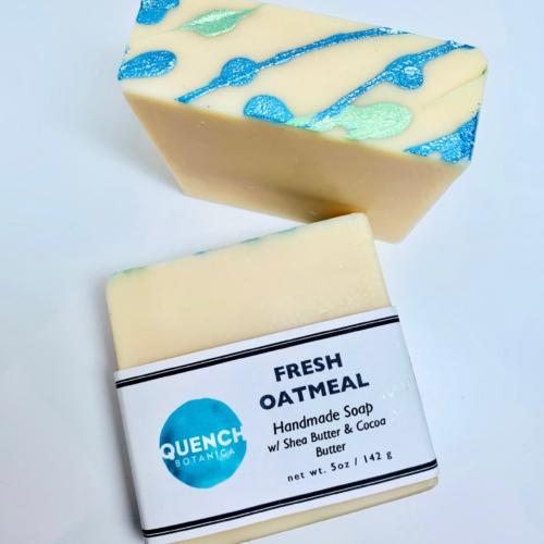 Fresh Oatmeal Soap