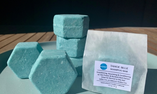 Tahoe Blue Shampoo Bar 1