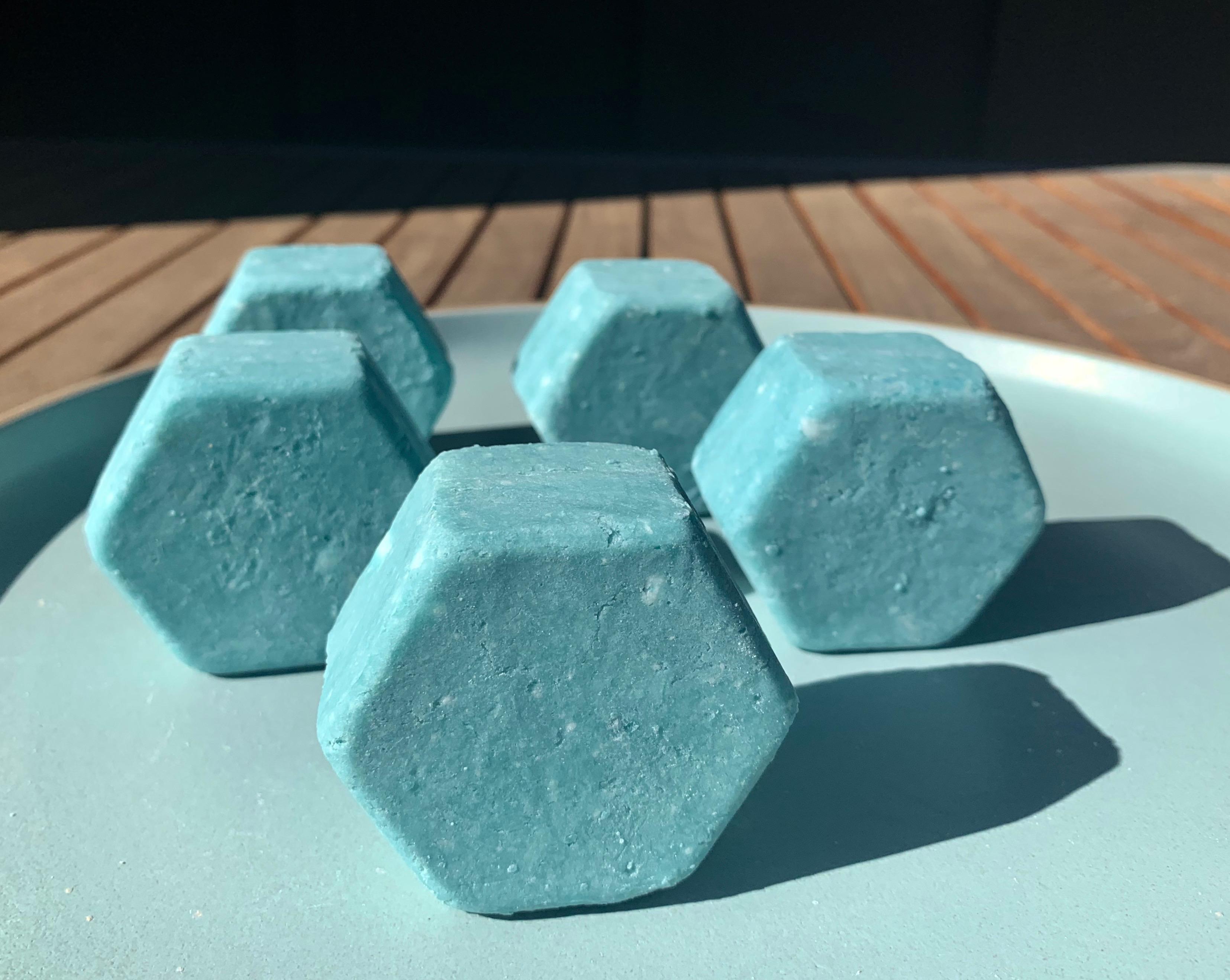 Tahoe Blue Shampoo Bar 2