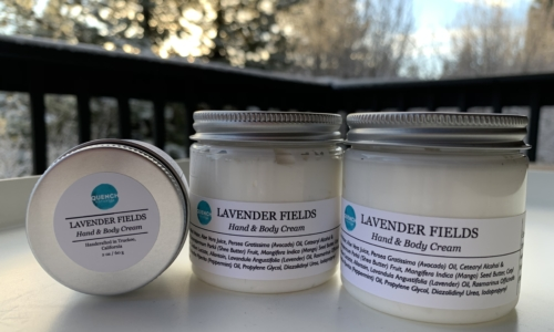 Lavender Fields Hand & Body Cream